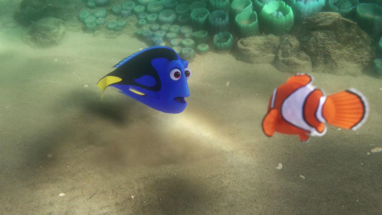 Finding Dory: Teaser Trailer