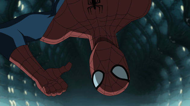 Contest of Champions: Part Three - Ultimate Spider-man