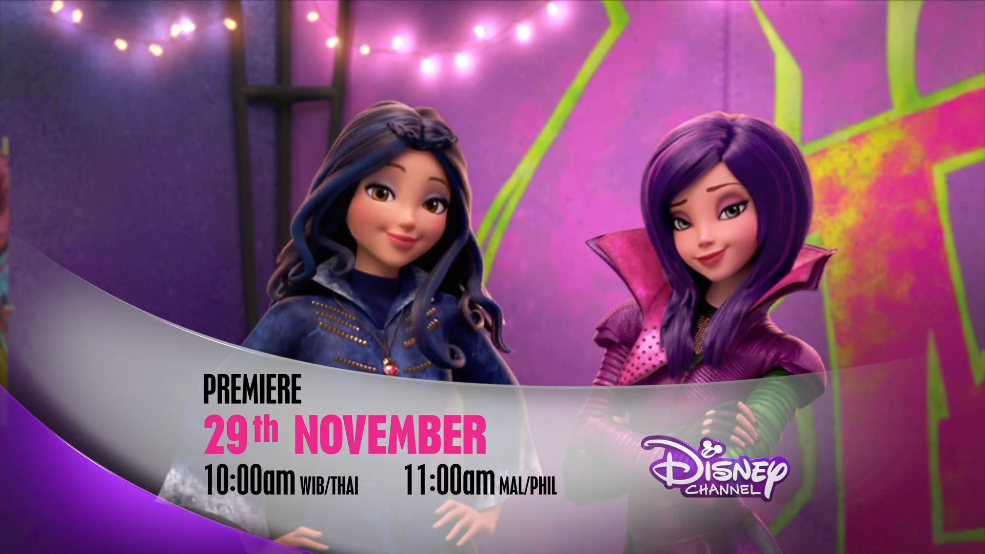 Descendants Wicked World Trailer