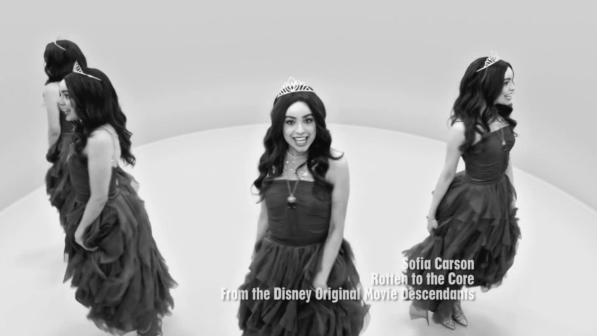"Descendants | Sofia Carson Music Video ""Rotten to the Core"""