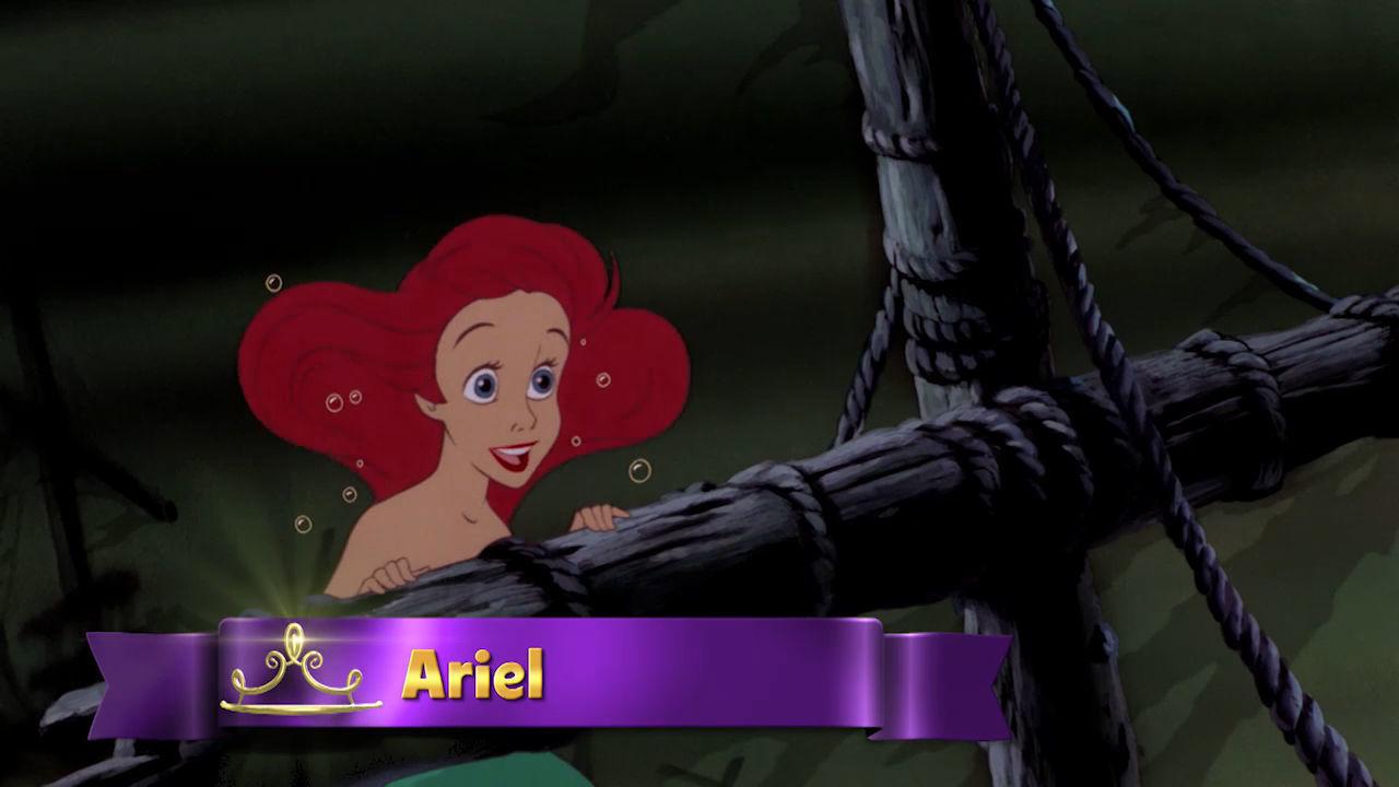 Libera la magia - Ariel
