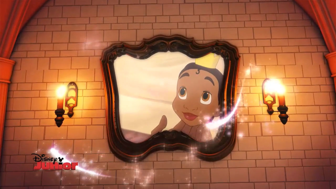 Libera la magia - Tiana