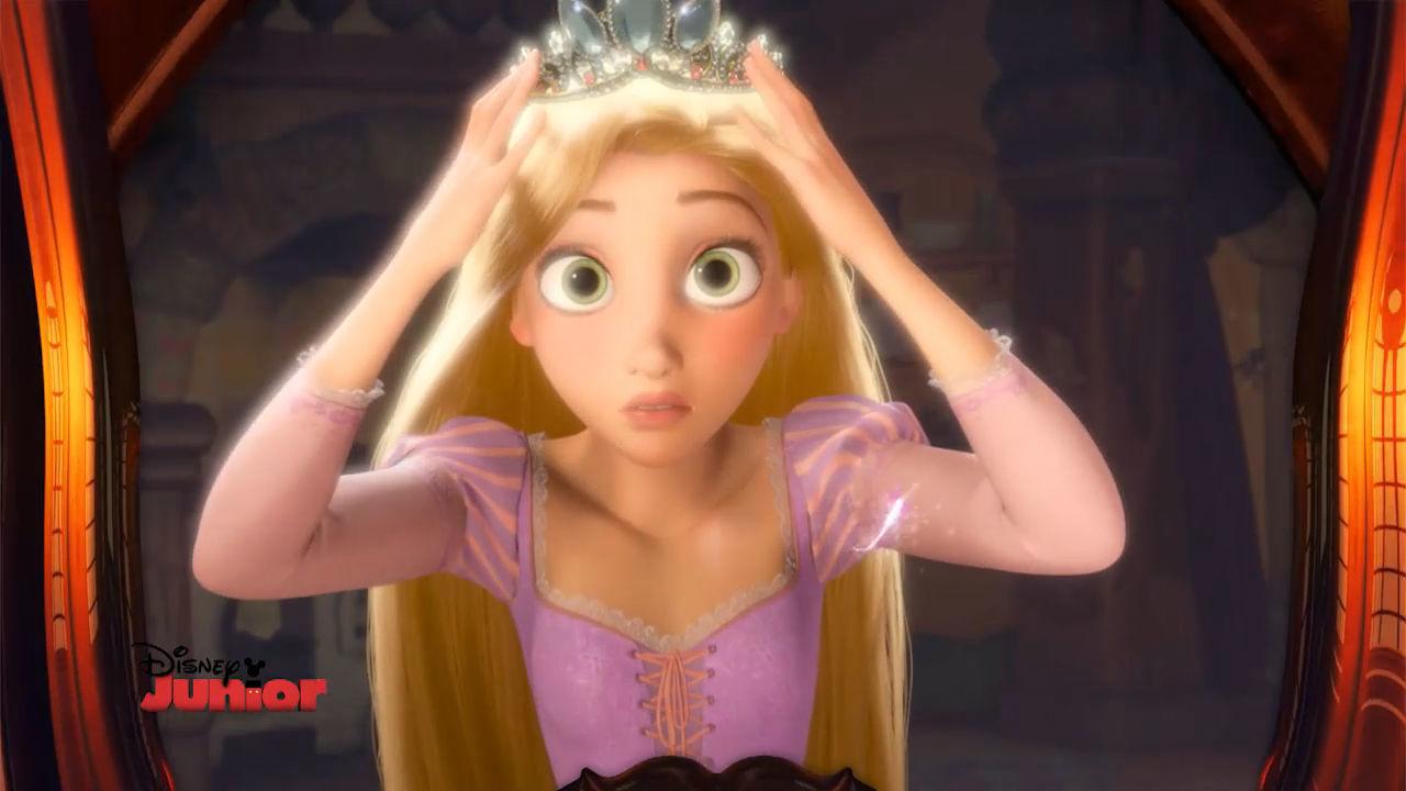 Libera la magia - Rapunzel