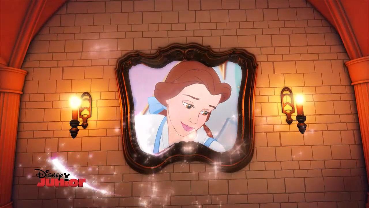 Libera la magia - Belle