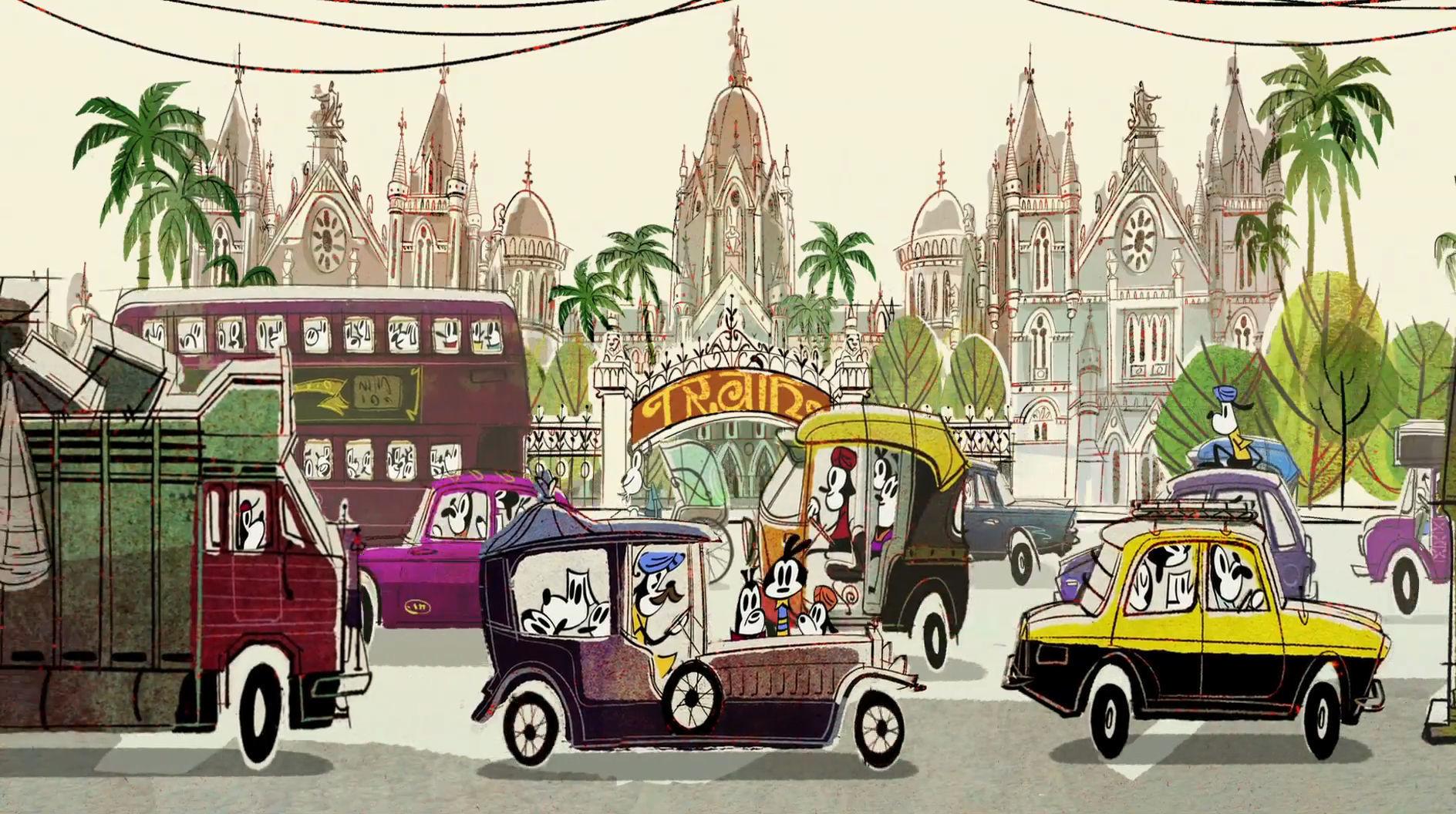 Mumbai Madness