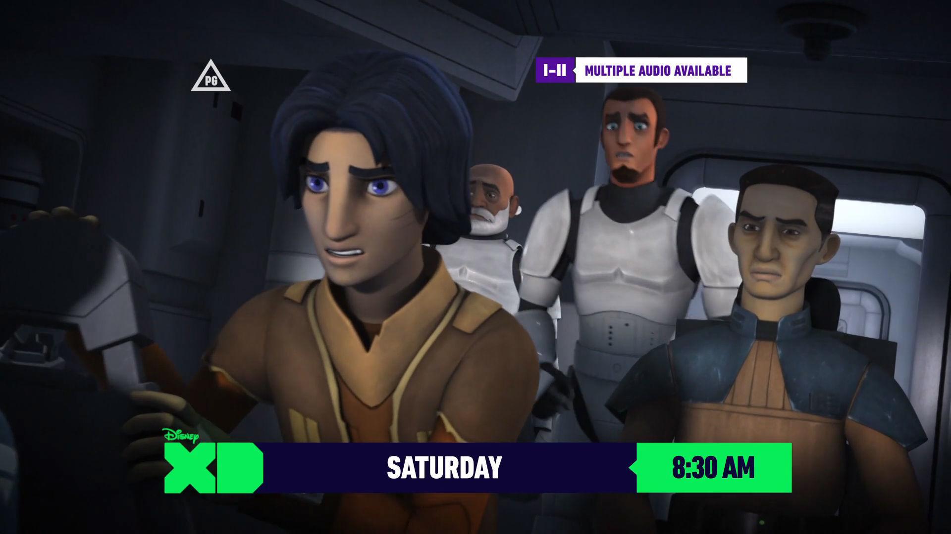 Star Wars Rebels Ep 9 – Stealth Strike Trailer