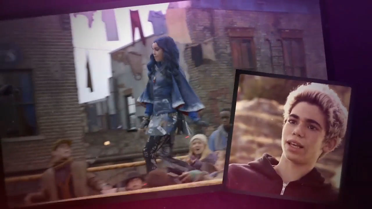 Descendants, Behind The Scenes, Set it Off, The Villains' Home, BTS