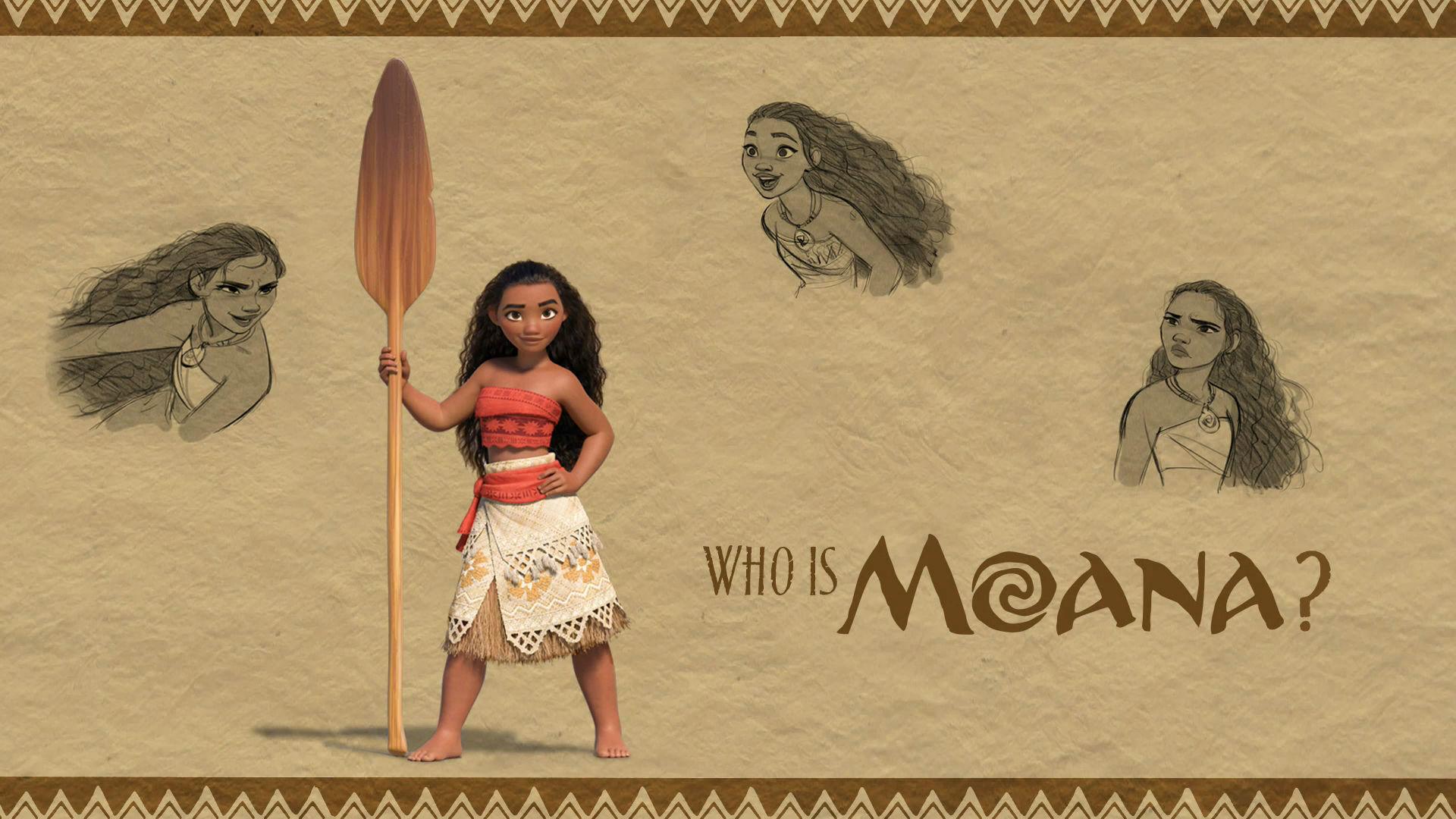 Casting Moana - Auli'i Cravalho
