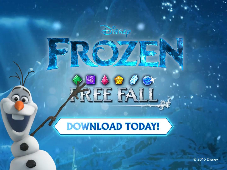 Frozen Free Fall Turns 2!
