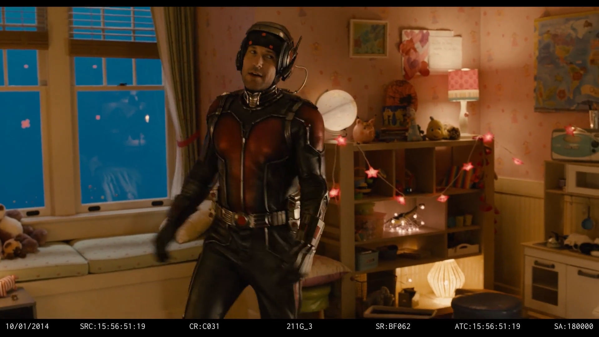 Marvel's Ant-Man | At Home - Bloopers