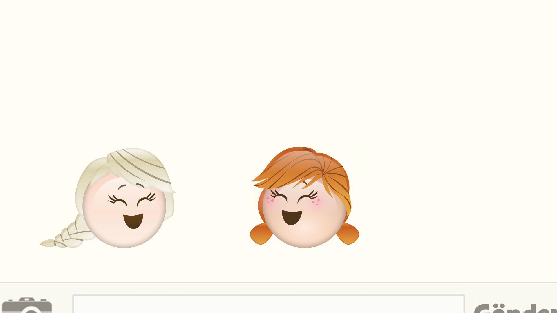 Karlar Ülkesi Emoji'nin Anlatımıyla