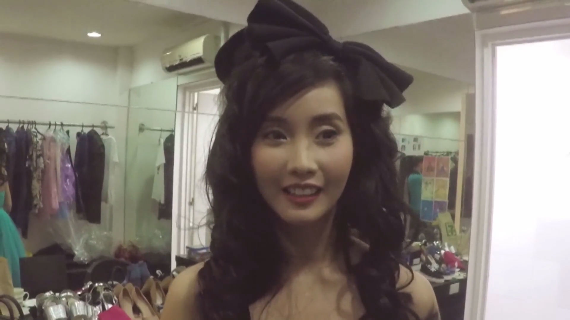 Alodia Behind the Scenes Clip 3: 2016 Disney Calendar