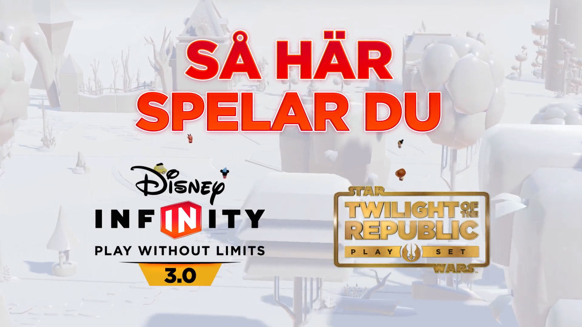 Så här spelar du Disney Infinity 3.0 Twilight of the Republic