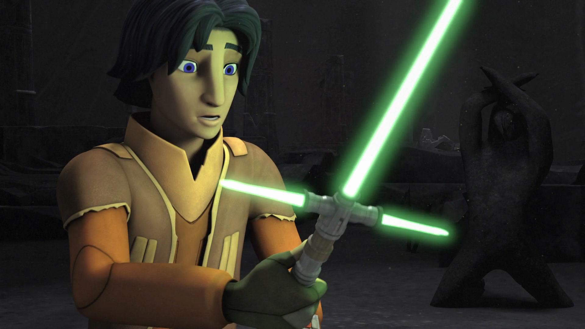 Star Wars Rebels Season Two - Mid-Season Trailer