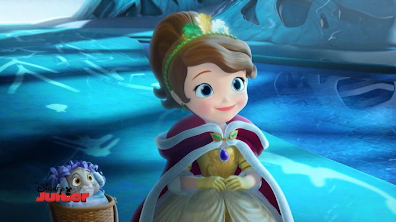 Sofia la Principessa - Il tocco di ghiaccio