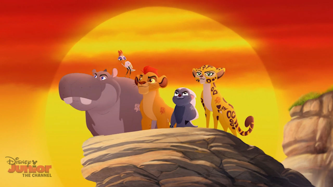The Lion Guard - It Is Time