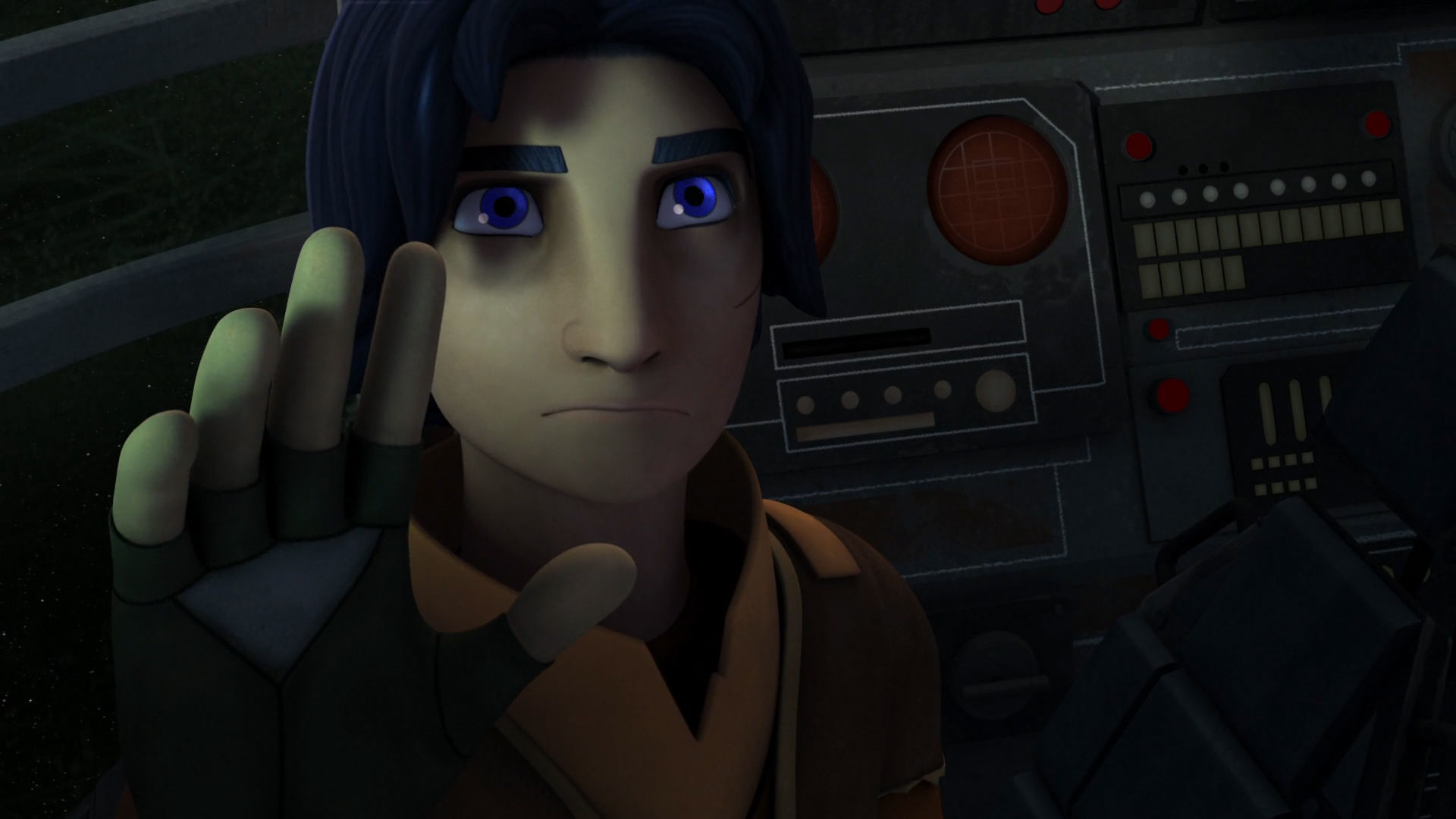 Star Wars Rebels - The Call