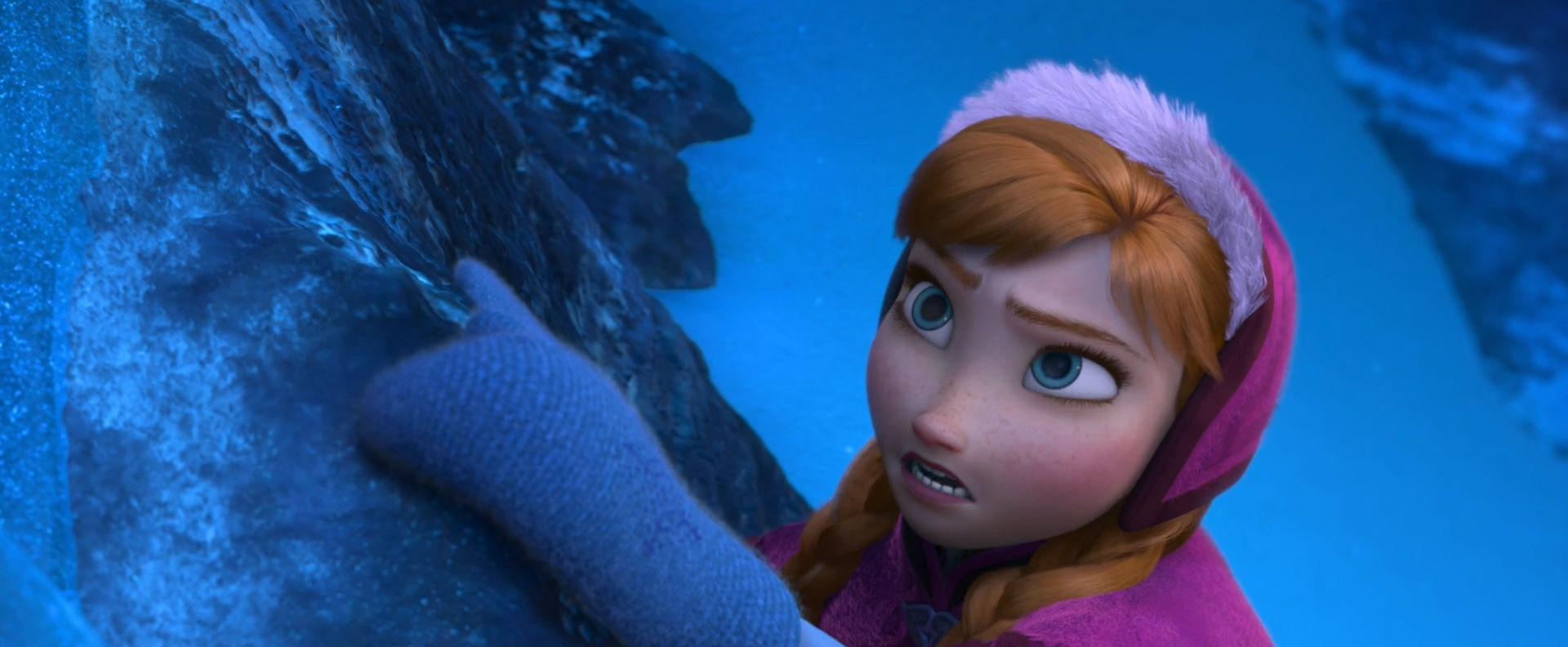 Get Frozen!