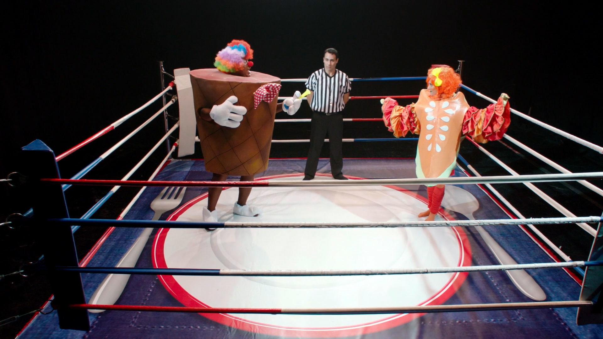 Ham vs Melon