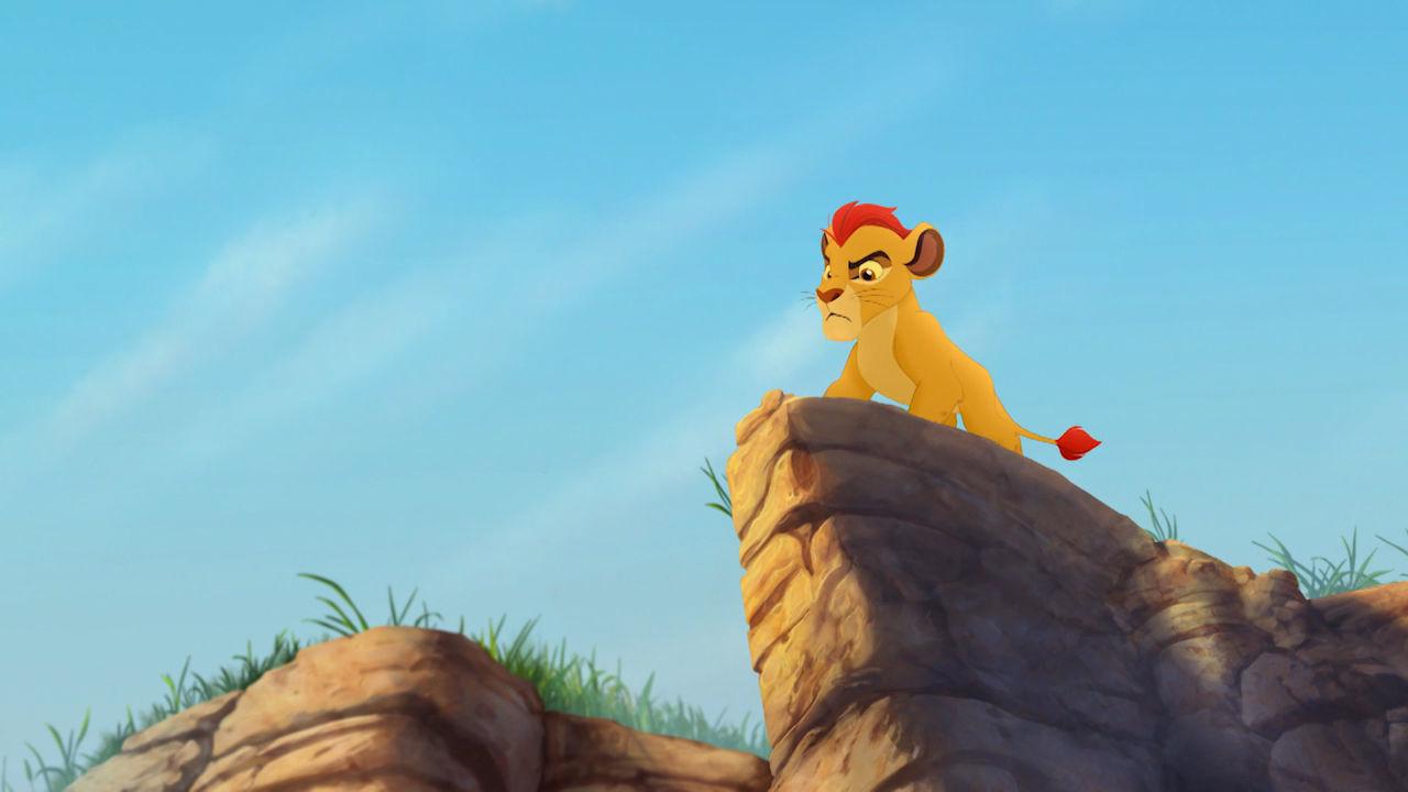 Løvenes garde - smugtitt