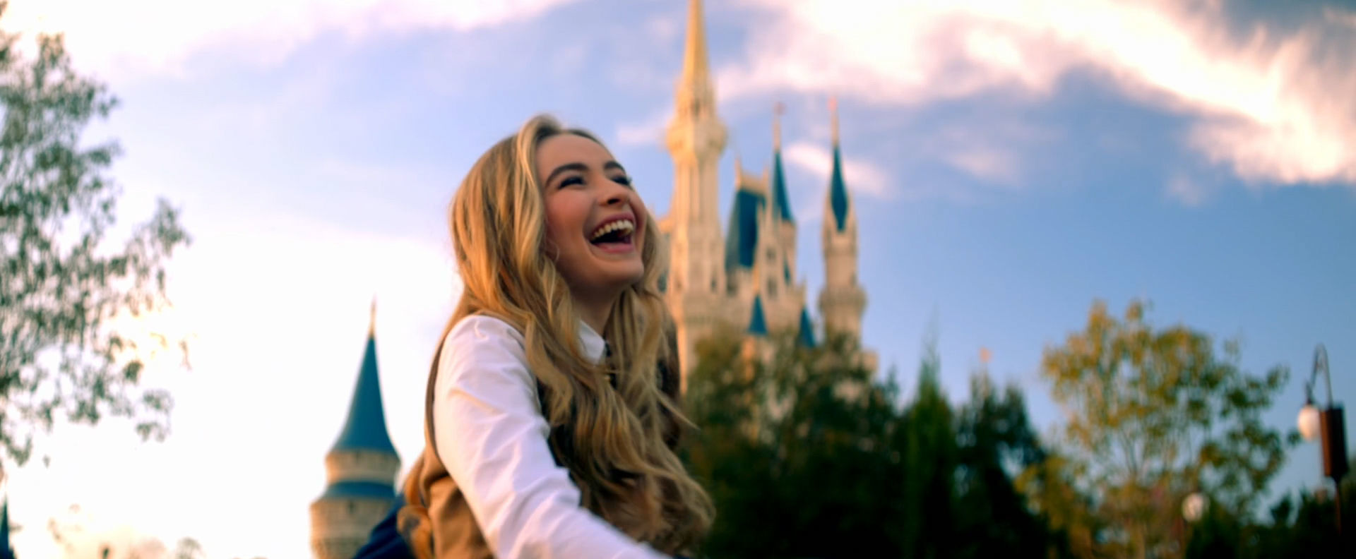 """Sabrina Carpenter """"Dream Is A Wish Your Heart Makes"""""""