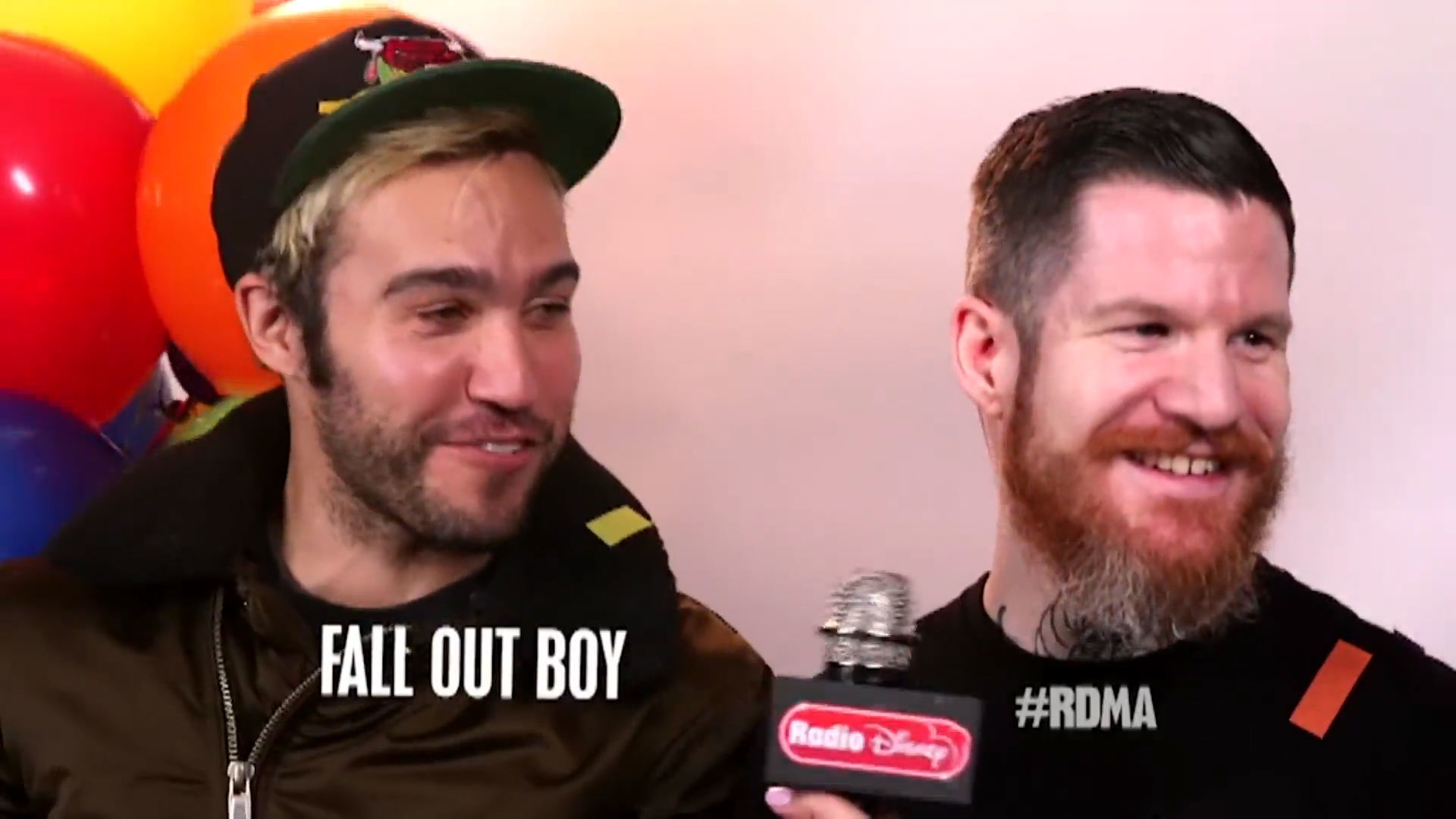 RDMA 2016 | Nominees – Fall Out Boy