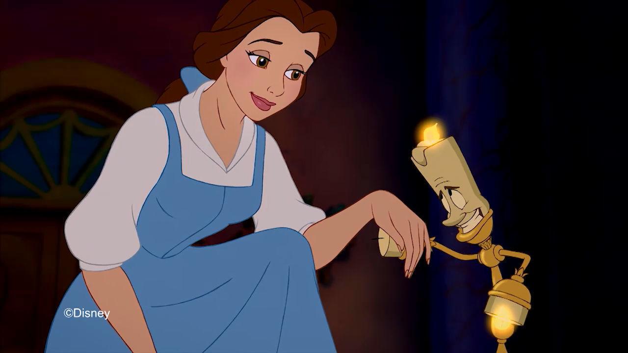 Belle. Sogna in grande Principessa