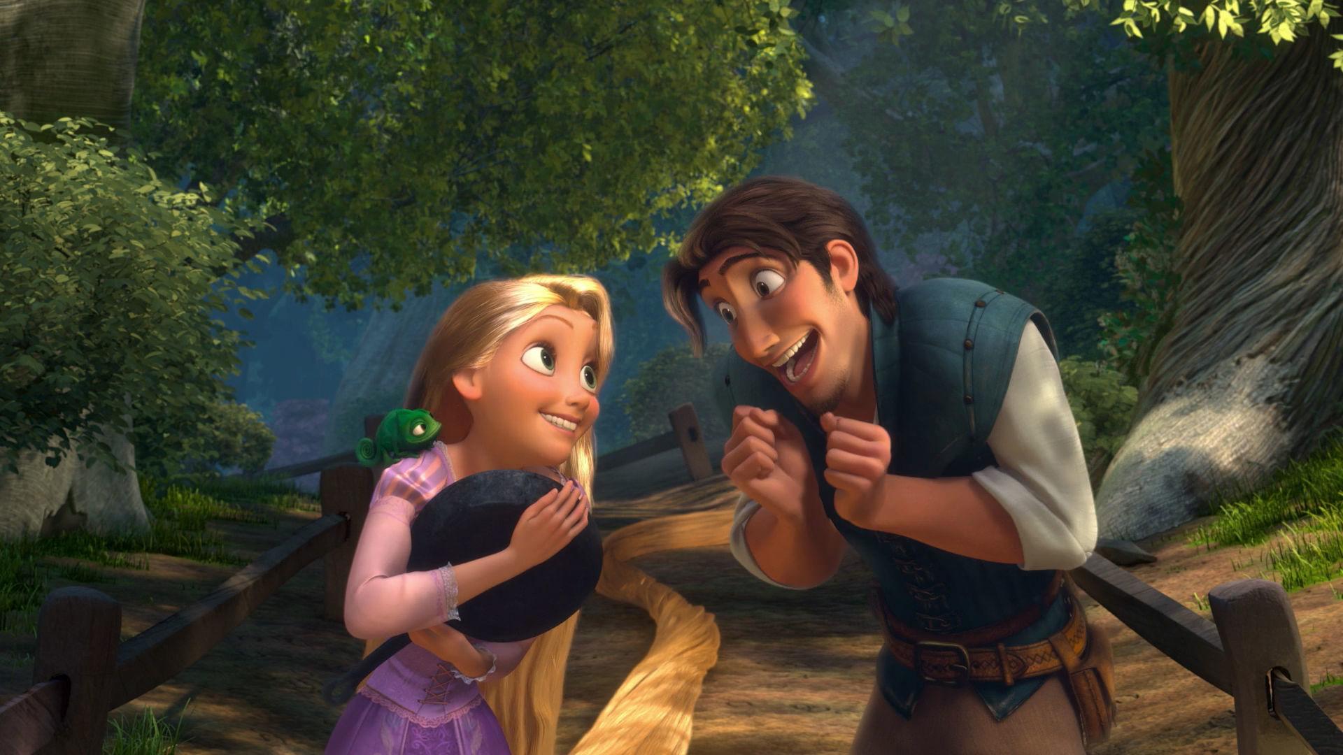 Dream Big, Princess - I Dream (Rapunzel)
