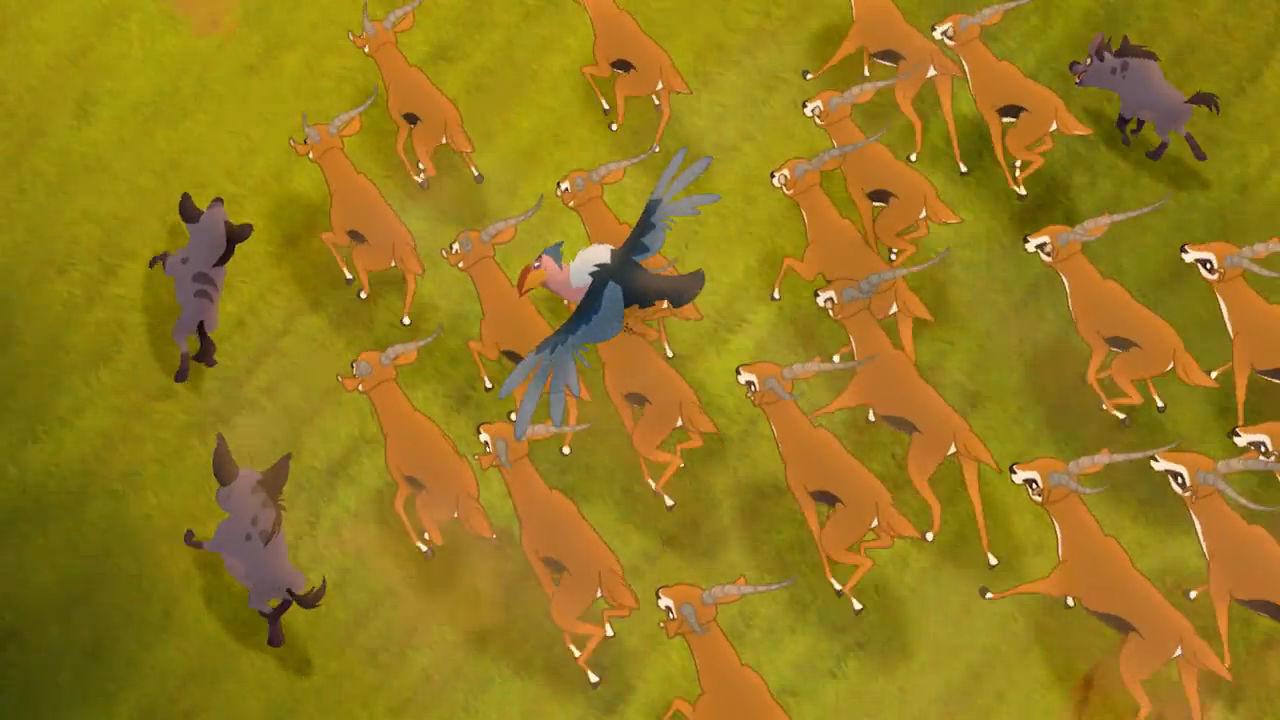 Gazellejagten