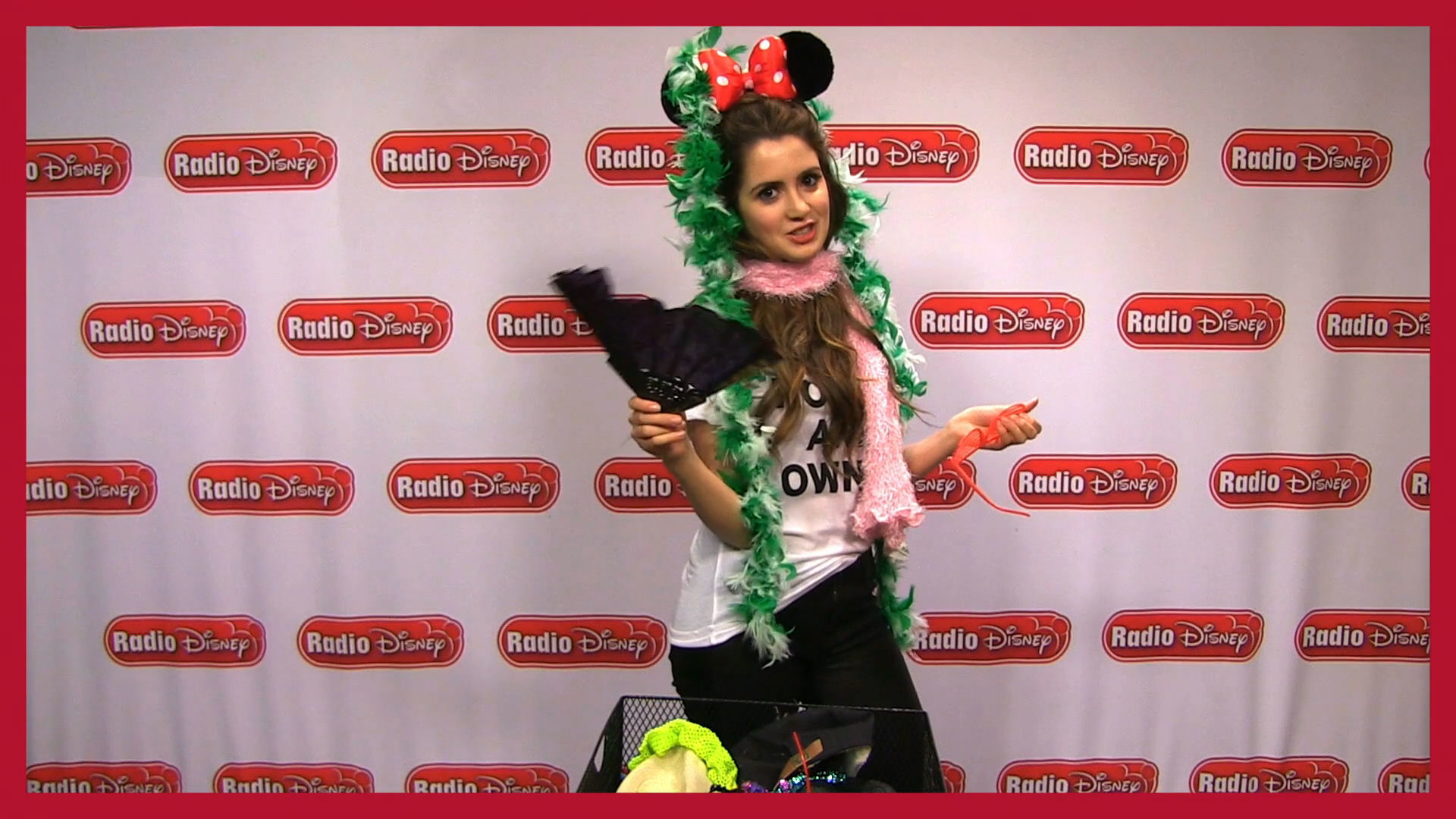 Laura Marano - RDMA 15 Second Challenge | Radio Disney Music Awards | Radio Disney