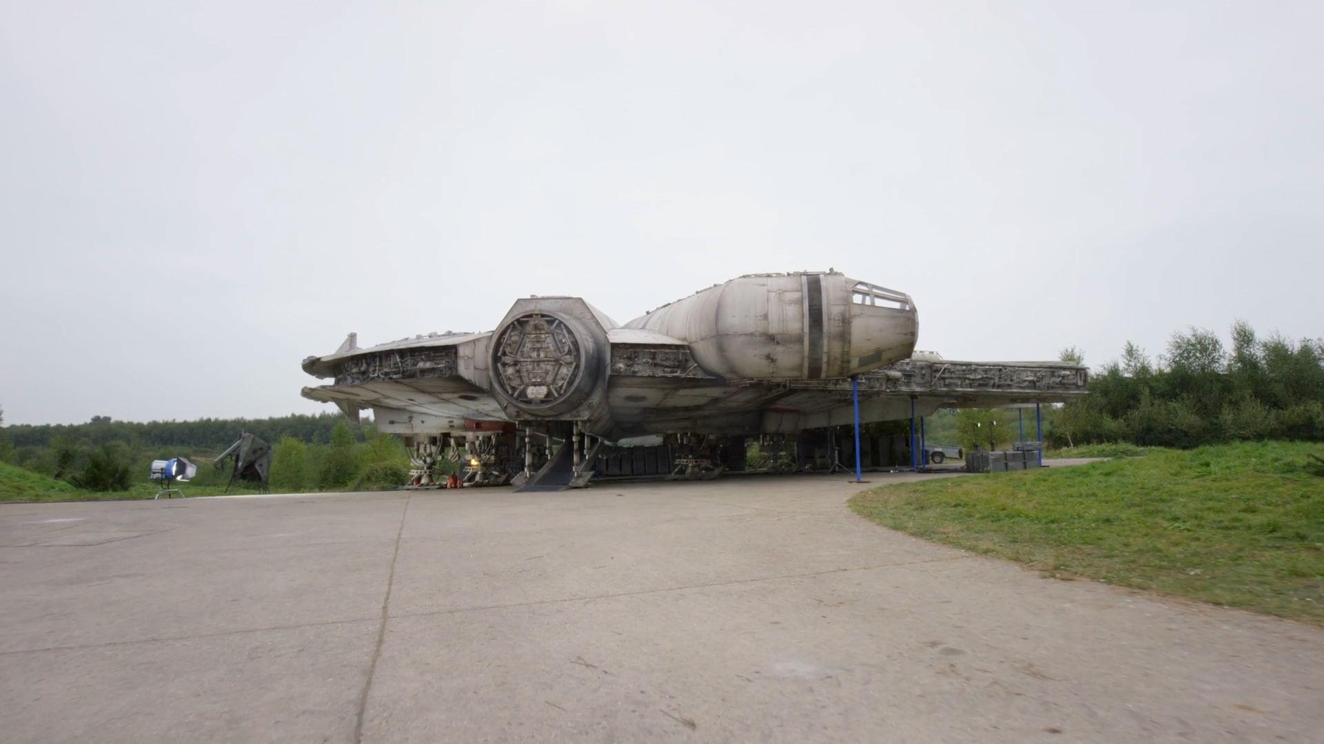Star Wars Il risveglio della forza - Millenium Falcon