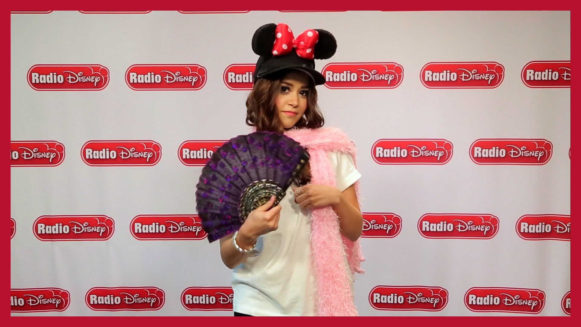 Megan Nicole - RDMA 15 Second Challenge | Radio Disney Music Awards | Radio Disney