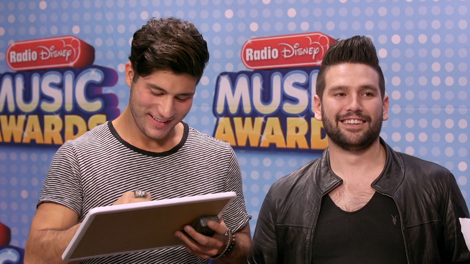 Dan + Shay RDMA Challenge with Alli Simpson | Radio Disney Music Awards | Radio Disney
