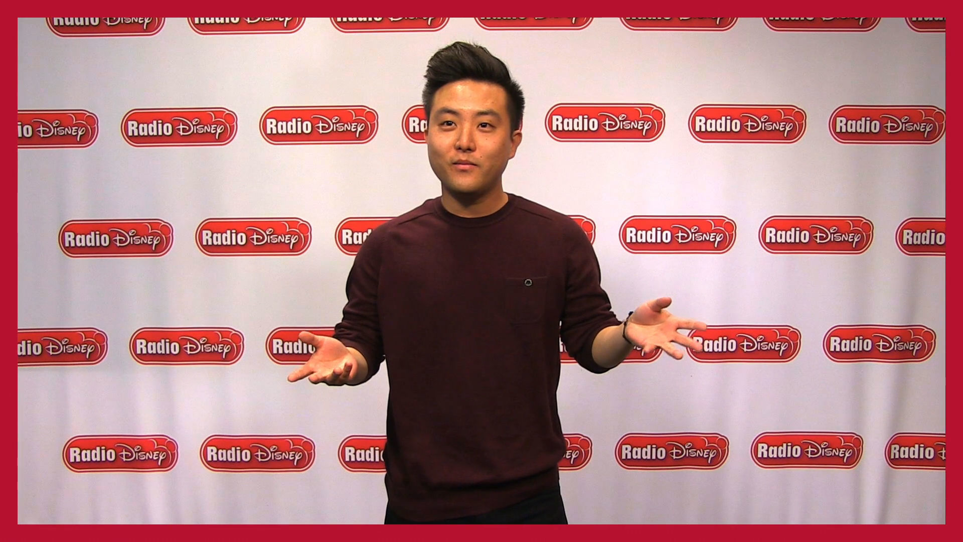 David Choi - RDMA 15 Second Challenge | Radio Disney Music Awards | Radio Disney