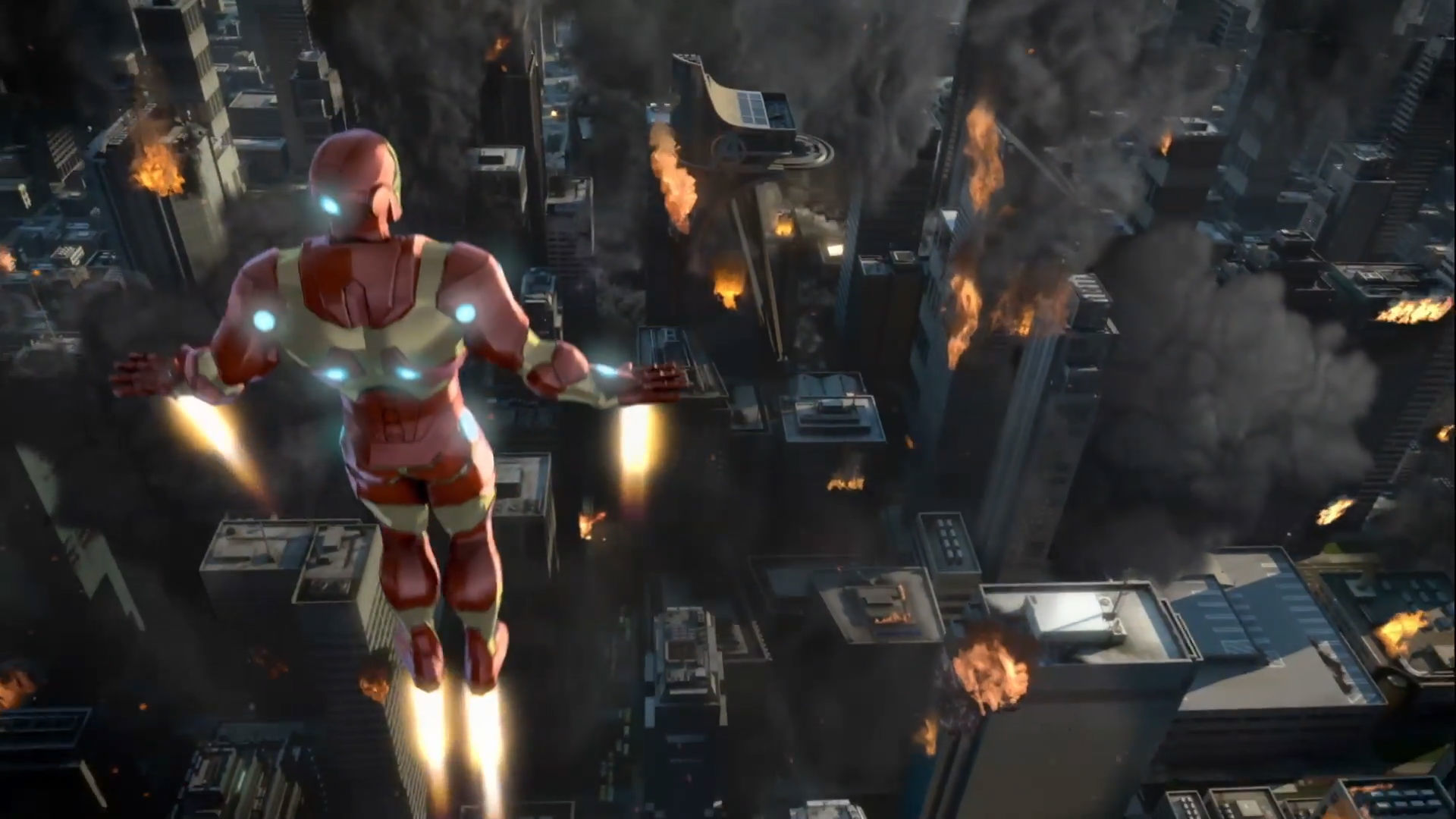 Marvel: Avenger's Alliance 2 - trailer