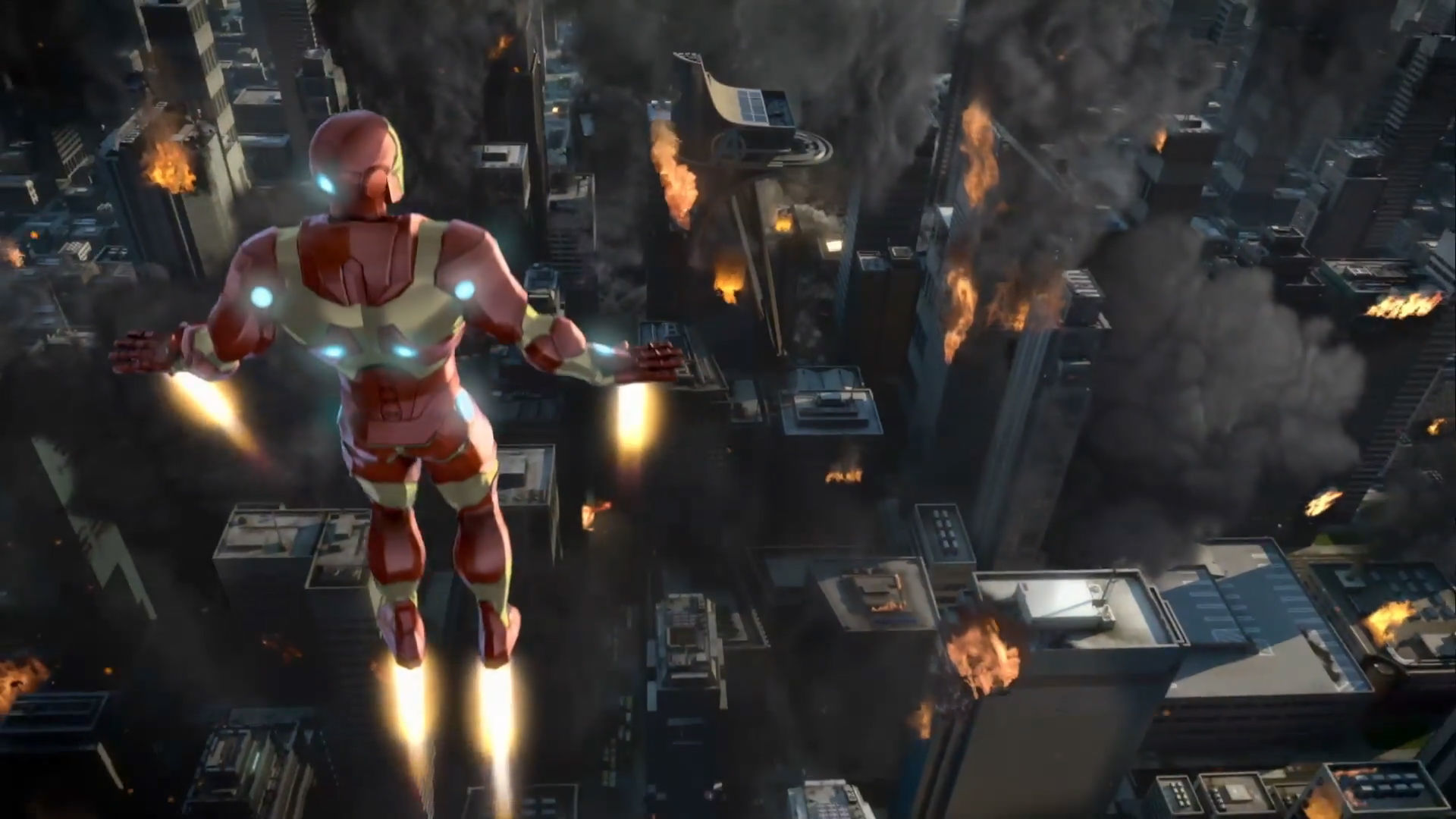 Marvel: Avenger's Alliance 2 - trailer