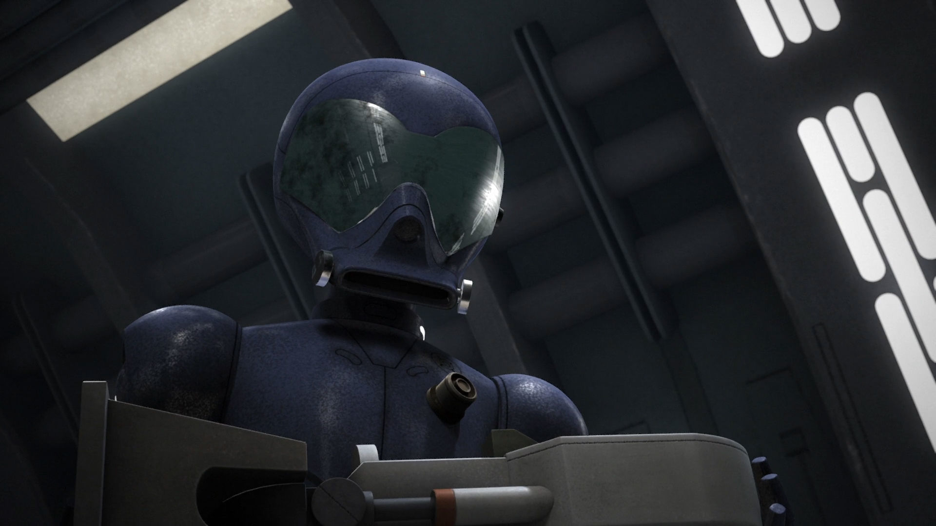 S2 EP 18: The Forgotten Droid