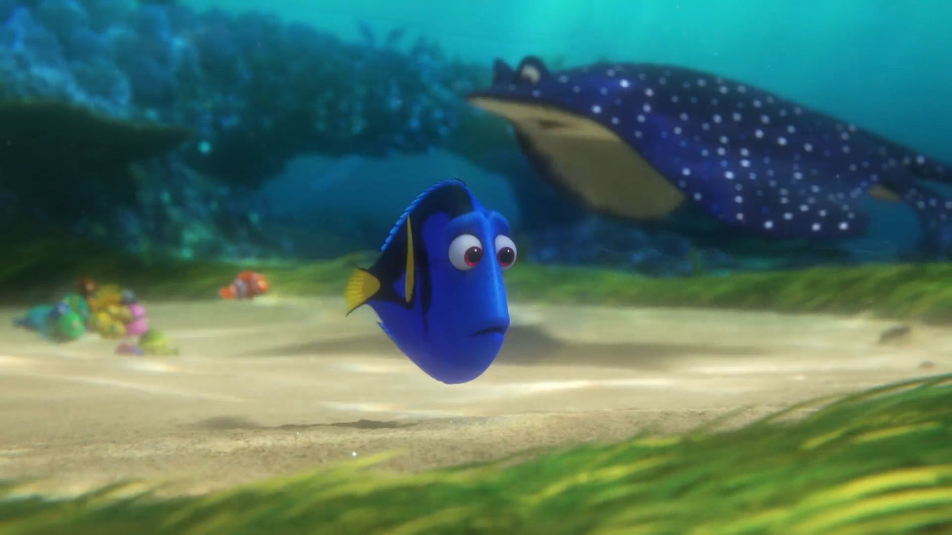 Find Dory - trailer