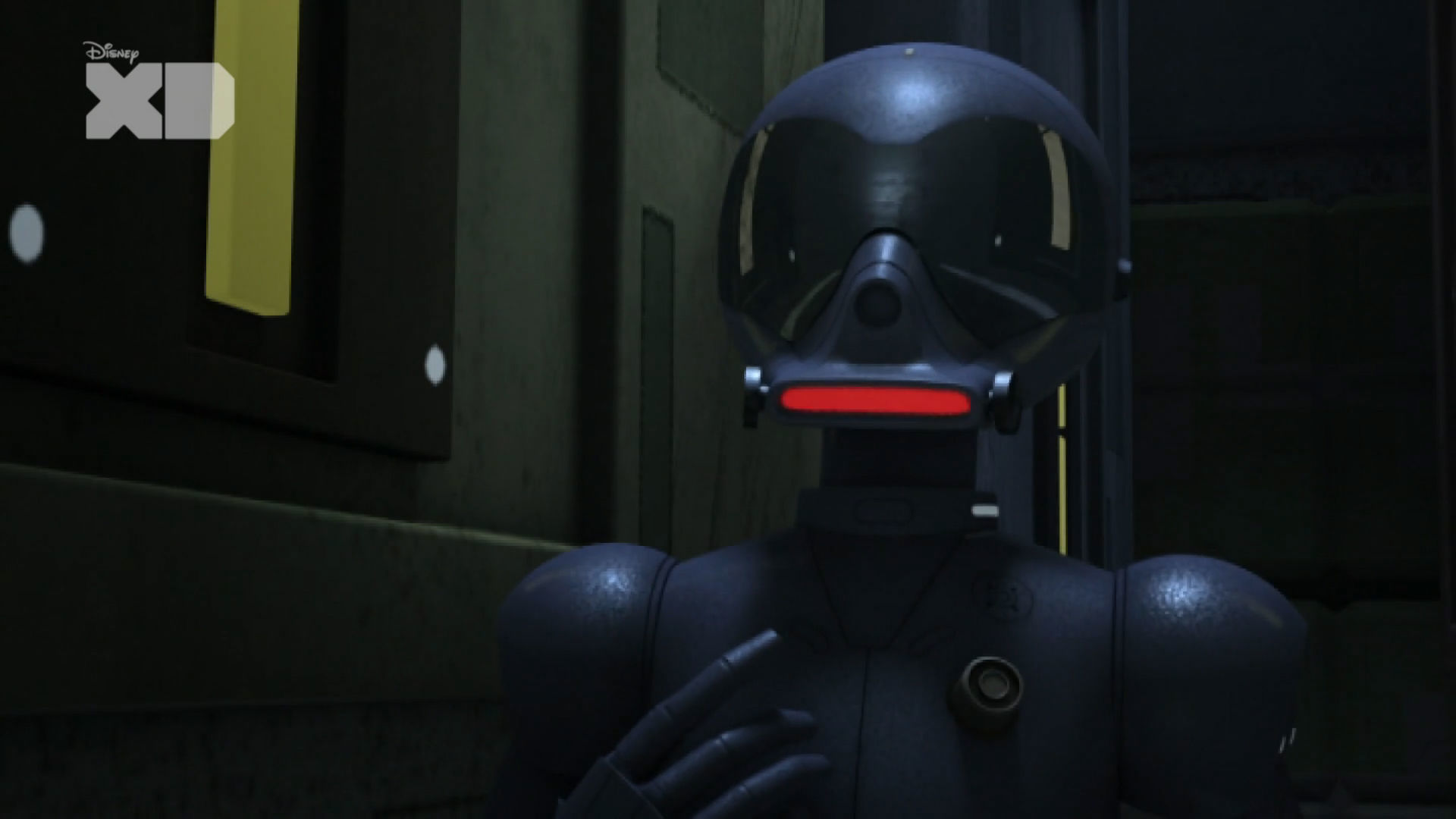 The Forgotten Droid - Star Wars Rebels - ZA