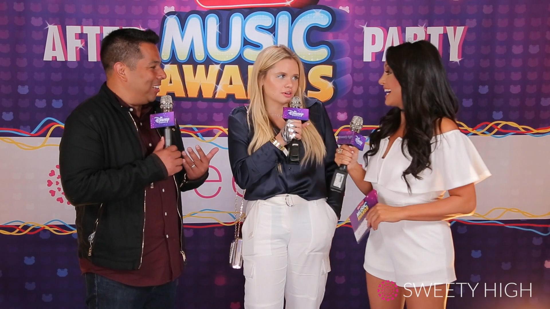 2016 RDMA After Party Interviews | Radio Disney Music Awards | Radio Disney