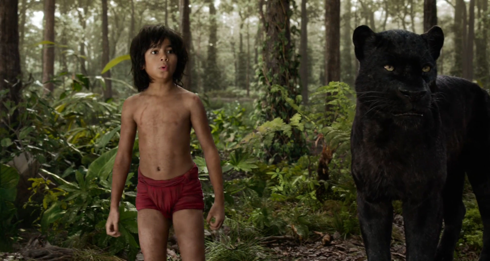 Show Them Respect Clip - Jungle Book