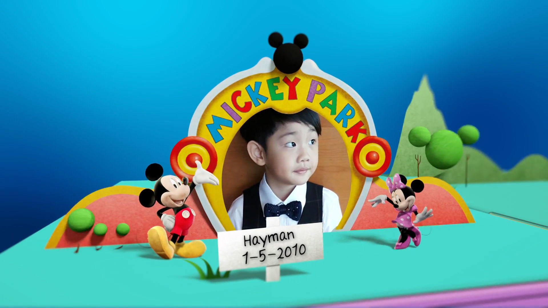 Disney Junior Birthday Book May 2016 Album 1
