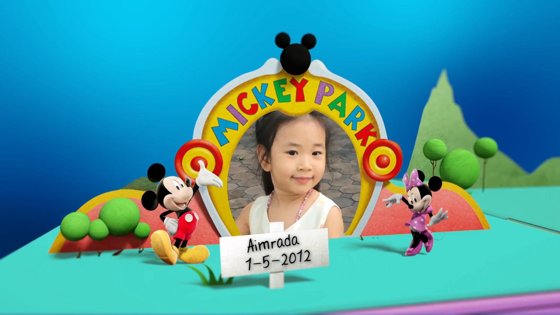Disney Junior Birthday Book May 2016 Album 3