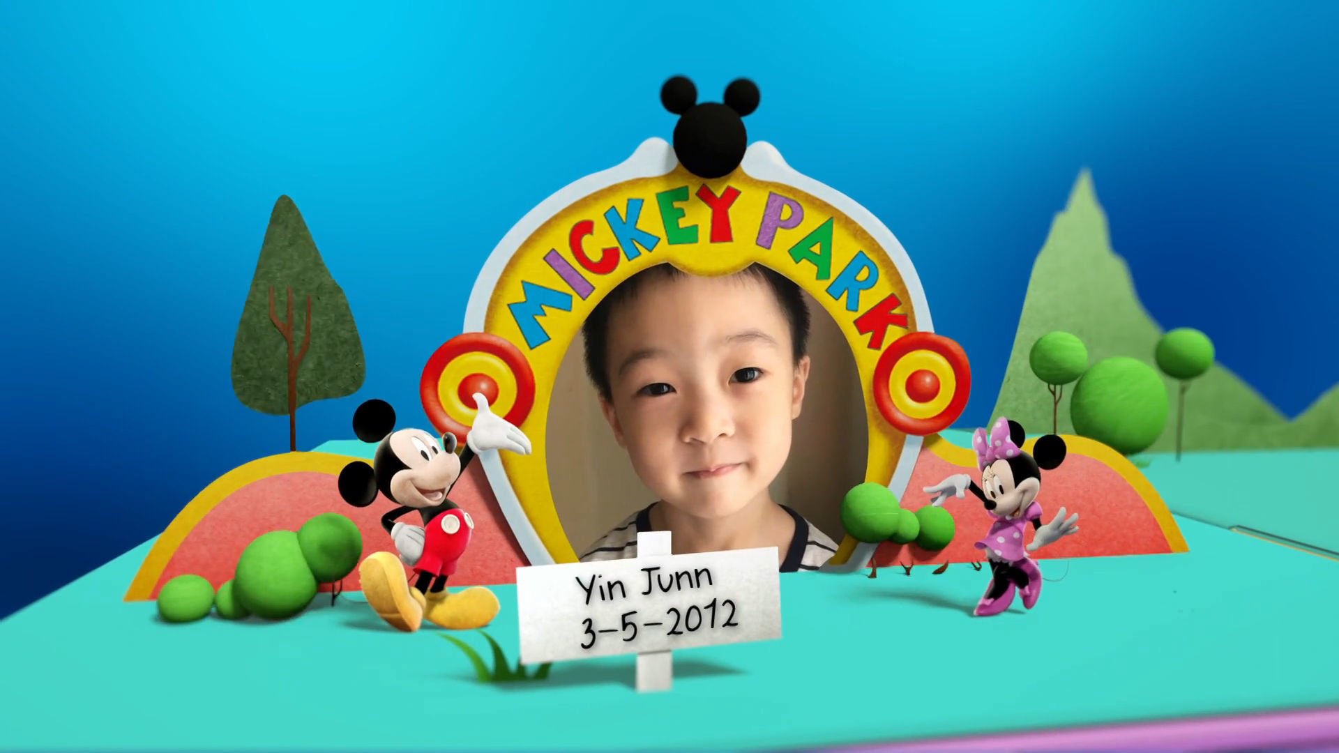 Disney Junior Birthday Book May 2016 Album 4