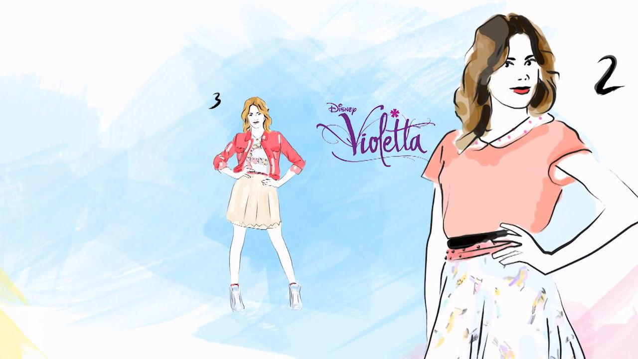 Skaff stilen: Violetta