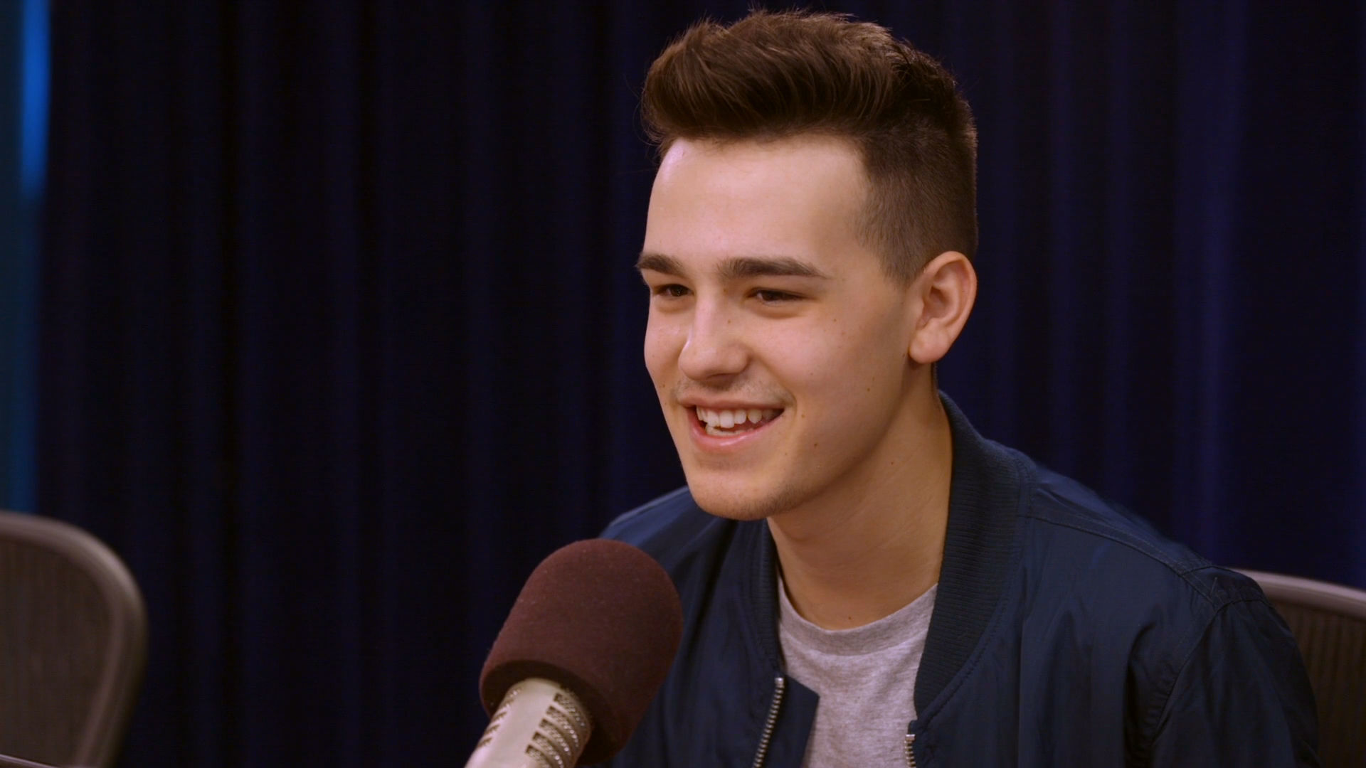 Jacob Whitesides on Bea Miller and the RDMA
