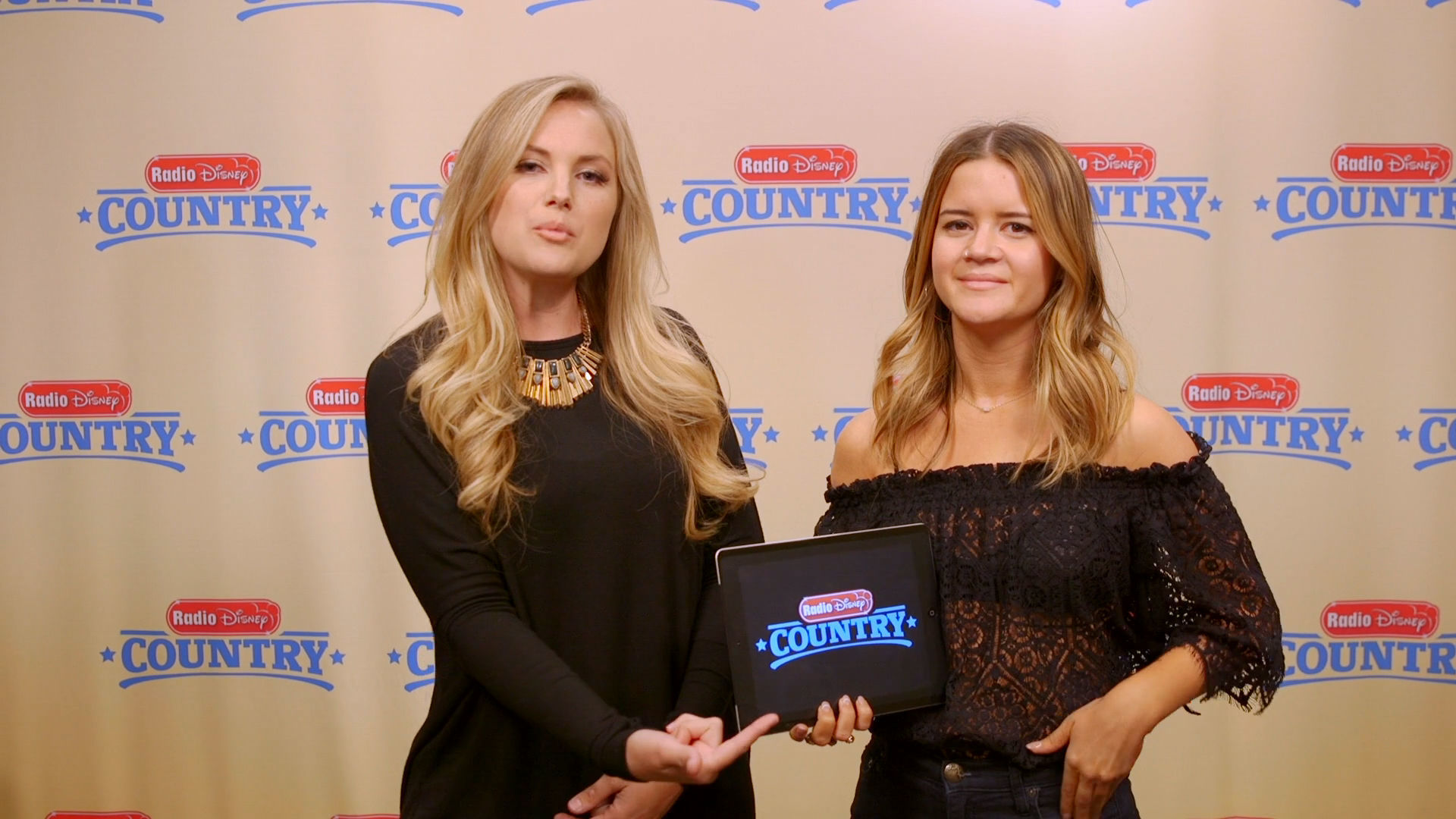 Maren Morris Double M Game | Radio Disney Country