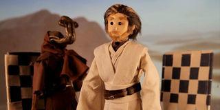 Ben in the Desert - Jawas are Bad Neighbors
