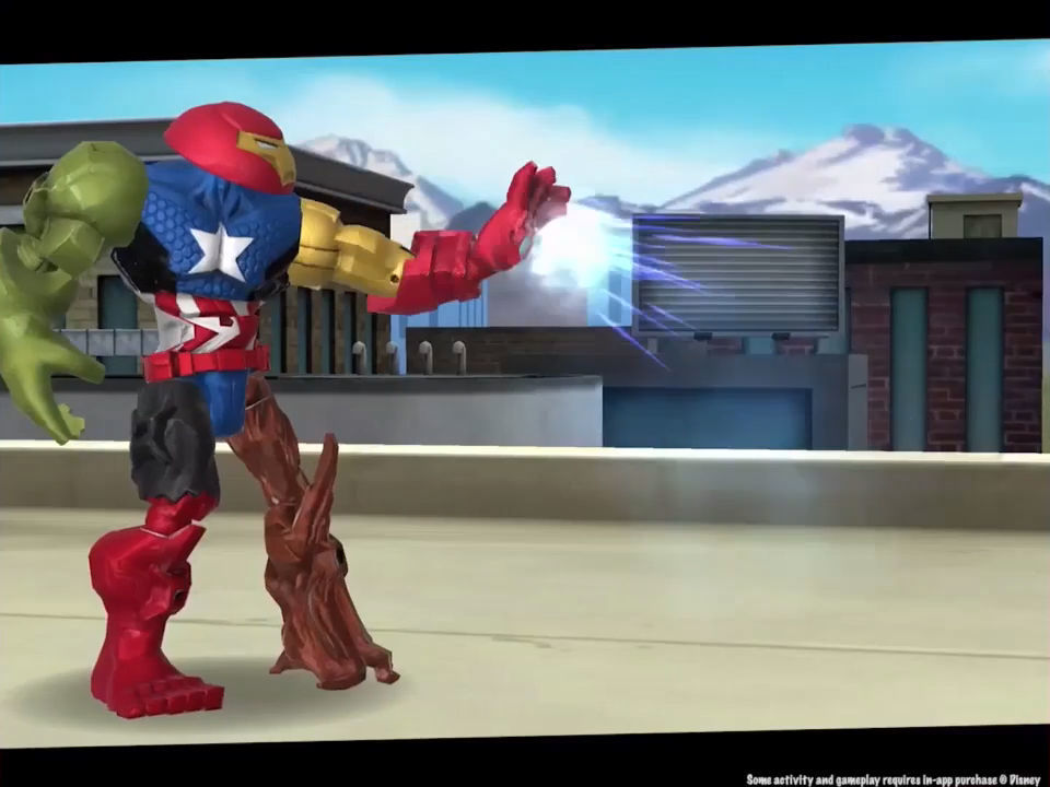 Mix+Smash: Marvel Super Hero Mashers