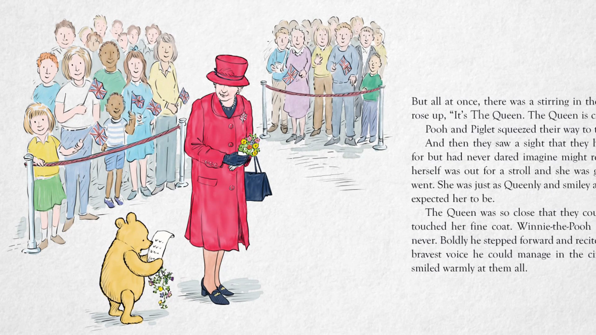 Winnie the Pooh and the Royal Birthday
